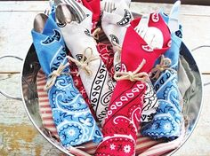 Creative things to do with bandannas