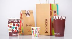 coffee company packaging