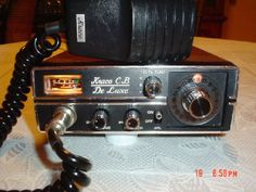 CB Radio. So much fun talking to the truckers. What was your CB Handle?