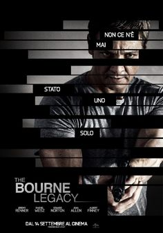 The Bourne Legacy (film 2012)