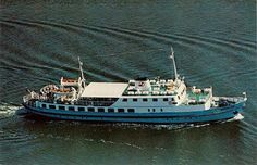 The Karwela was built by Meyer Jos L., Papenburg (West Germany) and launched in 1957 as M/S Frisia II.