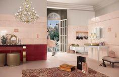 #Emilceramica #Chic Red 25x60 cm 650H3R | #Feinsteinzeug #Dekore #25x60 | im Angebot auf #bad39.de 35 Euro/qm | #Fliesen #Keramik #Boden #Badezimmer #Küche #Outdoor