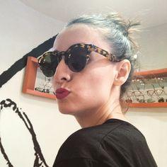 Born to be legend! An epic fan @ konstantinidis optics wears Drago by Epos Eyewear. #sunglasses #style