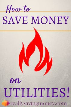 Save money on your gas bill with these money saving tips | save on utilities | lower electricity bill | save on utility bill | utility tips | utilities tracker | money saving hacks | diy saving money ideas | diy home improvement | living better | frugal l