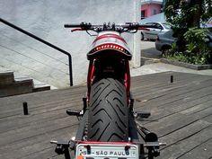 "CBX 250 Cafe Racer ""Two Wheels Brazil"" | Garagem Cafe Racer"