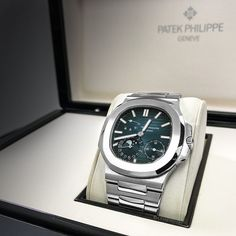 Patek Philippe 5712 This watch is waiting for you Visit us to View $31500