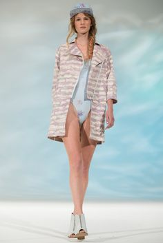 Calla Spring 2014 Ready-to-Wear Collection Slideshow on Style.com