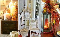 Piękne jesienne dekoracje, którymi ożywisz wnętrza mieszkania