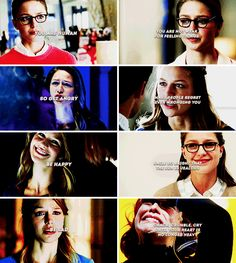 never let this cruel world steal your spark #supergirl