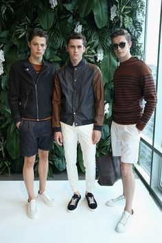 Tommy Hilfiger Spring 2016 Men's Tailored Collection Presentation - New York Fashion Week: Men's - http://olschis-world.de/  #TommyHilfiger #ss16 #Menswear