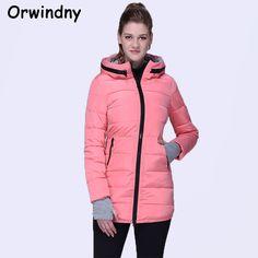 Orwindny Wadded Clothing Female 2017 New Women's Winter Jacket Cotton Jacket Slim Parkas Ladies Coats XS-XXL  Brand Name:Orwindny  #woman_clothes#Winter_clothes#parka #Style #fashion #popular #beautifulr #Brand Name:Orwindny