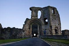 Entrance; North Wales Hospital (Denbigh Asylum)