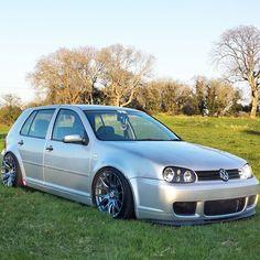 # Golf MK4 #