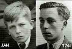 pleyte vlak voor het eind van de oorlog op 19 april 1945. Anton Pleyte was pas 22 toen hij in de duinen van Zandvoort door de Duitsers werd gefusilleerd.