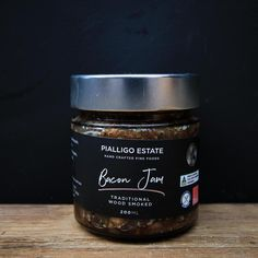 Our Bacon Jam is rising as one of our favourite products!It can be used as a relish to accompany your wine and cheese, as a tasty side perfect for ham and turkey or as something extra to your bacon and egg roll for breakfast. Bacon And Egg Roll, Bacon Jam, Chilli Flakes, Smokehouse, Egg Rolls, Ham, Tasty, Breakfast, Food