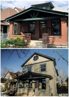 Small, Historic Home Makeovers on DIY Network's Raise the Roof | HGTV >> http://www.hgtv.com/design-blog/shows/4-incredible-pop-topping-transformations-on-raise-the-roof?soc=pinterest