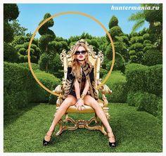 Джорджия Мэй Джаггер в рекламе Sunglass Hut