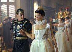 tudors season 1- henry and anne