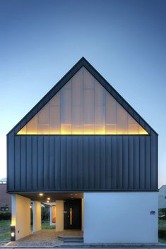 One Roof House,© Hohyung Yu