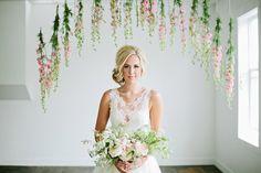 Romantic Bridal Inspiration Shoot - photo by Lindsey Orton Photography http://ruffledblog.com/romantic-bridal-inspiration-shoot