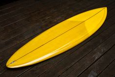 "Christenson Surfboards - 6'8"" Dauntless thank you @SaturdaysNYC from @retailreviewer"