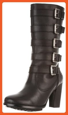 259a33711ebc Harley-Davidson Women's Chillion Motorcycle Boot,Black,8.5 M US - Boots for