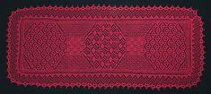 Ravelry: Misty Vales Stole pattern by Dorothy Siemens