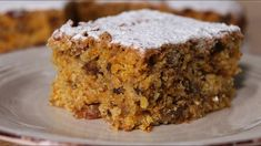 Greek Sweets, Greek Desserts, Greek Recipes, Vegan Dinners, Chocolate Cake, Cookie Recipes, Banana Bread, Good Food, Baking