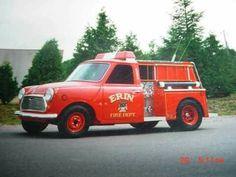 Weird Cars, Cool Cars, Classic Trucks, Classic Cars, Morris Minor, Datsun 510, Mini Trucks, Smart Car, Classic Mini