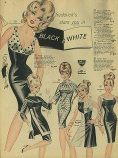 139 Best Vintage Fredericks Of Hollywood Catalogues Images