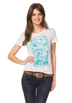 Größenhinweis , Fällt eng aus, bitte eine Größe größer bestellen., |Produkttyp , T-Shirt, |Materialzusammensetzung , Obermaterial: 100% Baumwolle (Bio-Baumwolle), |Pflegehinweise , Maschinenwäsche, |Stil , Sportlich, |Optik , Bedruckt, |Farbe , Weiß, |Herstellerfarbbezeichnung , running white, |Applikationen , Logodruck, |Ausschnitt , Rundhals, |Bündchen , normaler Saum, |Ärmelstil , Kurzarm, |...