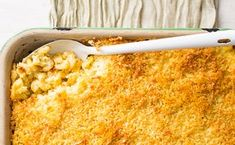 Garrett McCord, coauthor with Stephanie Stiavetti of Melt: The Art of Macaroni and Cheese, created this recipe exclusively for Epicurious. A completely… Raw Food Recipes, New Recipes, Cooking Recipes, Favorite Recipes, Healthy Recipes, Epicurious Recipes, Cheese Recipes, Cooking Ideas, Veggie Recipes