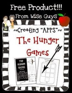 Your students will be creating apps for an iPod touch based on the book The Hunger Games. Due to the subject matter in this book, we highly recommend no one below 5th grade read this book. Make sure that the parents are aware and approve as well.: