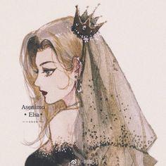 Anime Disney, Disney Princess Art, Disney Princess Pictures, Disney Music, Anime Princess, Disney Fan Art, Disney Love, Disney And Dreamworks, Disney Pixar
