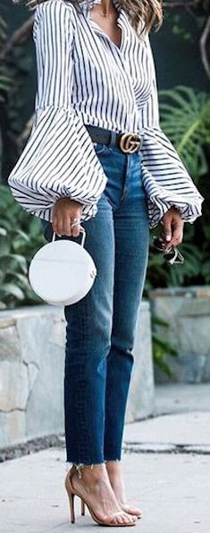 Trendy Ideas For Summer Outfits : . Fashion 2018, Look Fashion, Trendy Fashion, Spring Fashion, Womens Fashion, Fashion Design, Street Chic, Street Style, Mode Chic