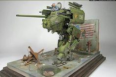 Dust walker by unknown modeler