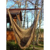 Found it at Wayfair - Phat Tommy Deluxe Hammock Chair