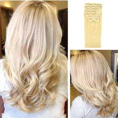 Long Blonde Hair Extensions #Long #Blonde #Hair #Extensions #Hairstyles