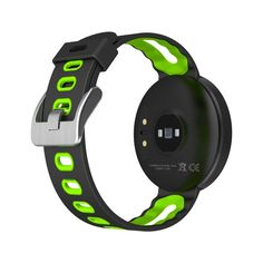 Smart bracelet with blood pressure and heart rate monitor