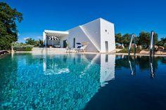 Villa Blue Trulli, Apulia