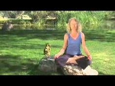 Centering Meditation with Amy Weintraub; Yoga for Depression You Tube Channel