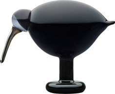 iittala Toikka Black Ibis Captivate your guests with the striking Toikka Black Ibis from iittala. Finnish designer Oiva Toikka is known for creating lovely glass birds but the Black Ibis is one of his most beautiful creations y. Nordic Design, Scandinavian Design, Glass Design, Design Art, Lassi, Glass Birds, Interior Accessories, Glass Art, Ebay
