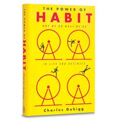 the power of habit - such an interesting book. I would highly recommend it.