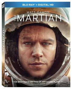 New Blu-ray Releases: The Martian, Hotel Transylvania 2, Mr. Robot, & more  - Here's a look at what's new on Blu-ray Disc this week. The Martian One of the more anticipated movie releases to home mediahas been Ridley Scott's The Martian. The film, although many would call it science fiction, won two Golden Globes for a Comedy or Musical including Best Motion Picture and Best Performance by an [...]