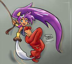 Cutie Pirate by FernalRed
