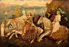 John Duncan: Painting the Fairy Realm