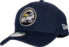 42b643b99bc New Era Denim A-Frame Eagle Trucker Cap – lovemycap