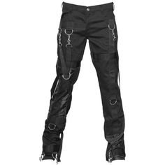 Gothic girdle pants for men by Aderlass Clothing ($5.07) ❤ liked on Polyvore featuring men's fashion, men's clothing, jeans, pants, mens apparel, gothic mens clothing, goth mens clothing and mens clothing