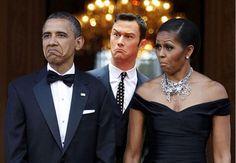 """Fue designado como el """"secretario de expresiones faciales"""" del presidente Obama:   42 Cosas que prueban que Joseph Gordon-Levitt es el hombre perfecto"""