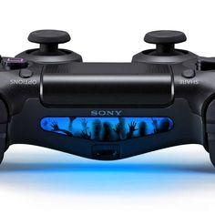 Zombies - PS4 Lightbar Skins